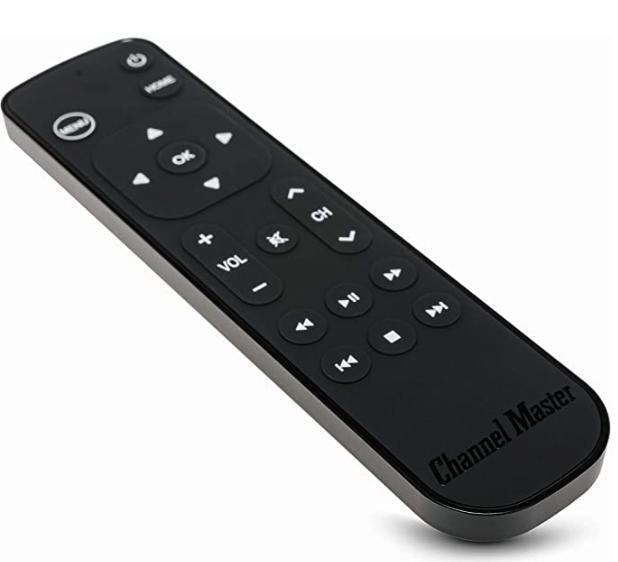 Channelmaster remote